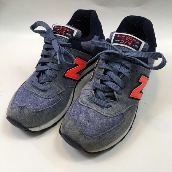 New Balance 574 Sz 9 Running Shoes
